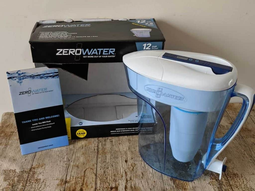 How Long Does Zero Water Filter Last